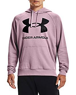 Under Armour Rival Fleece Big Logo Hoodie
