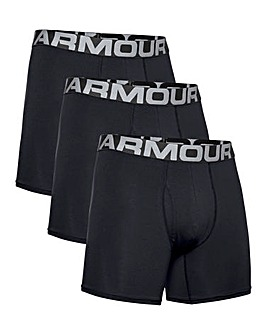 Under Armour Charged Cotton 3 Pck Boxers