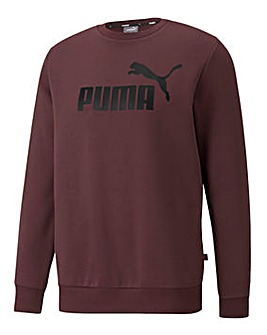 Puma Essential Big Logo Crew Fleece