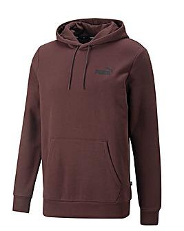 Puma Essential Small Logo Hoodie Fleece
