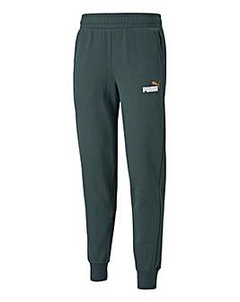 Puma Essential +2 Logo Fleece Pants