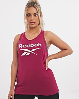 Reebok Big Logo Tank