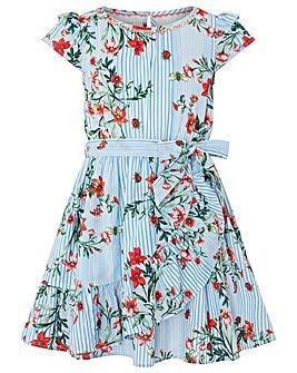 Monsoon Celeste Stripe Dress