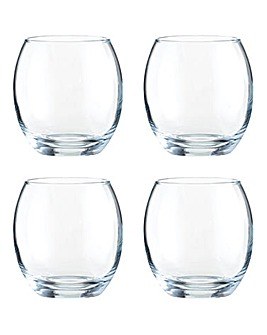 Ravenhead Mode Set of 4 Mixer Glasses