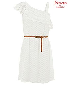 Monsoon Lora Lace Dress
