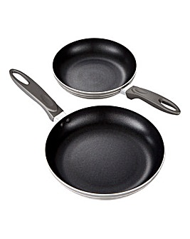 Supreme Set of 2 Frying Pans