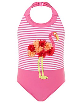 Monsoon Frankie Flamingo Swimsuit