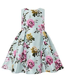 Monsoon Provence Jacquard Dress