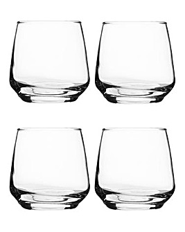 Ravenhead Majestic 4 Mixer Glasses
