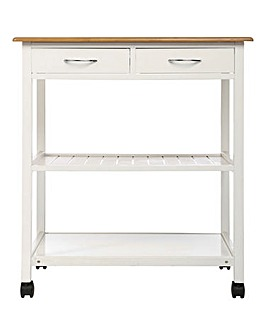 Double Kitchen Trolley