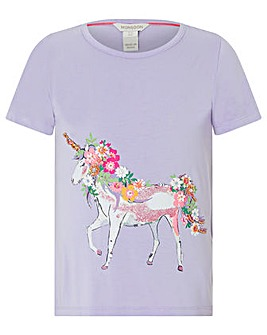 Monsoon Rebel Unicorn Tshirt
