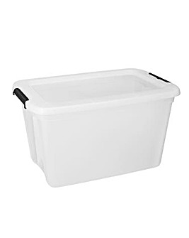 55L Storage Box with Lid