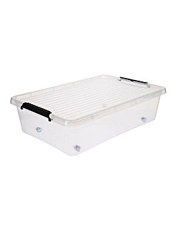 22L Under Bed Wheel Storage Box