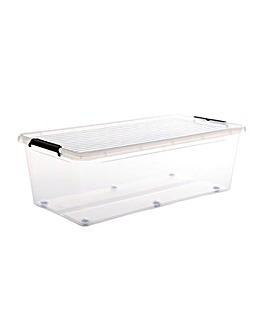 55L Easy Roll Wheel Storage Box