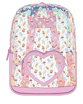Accessorize Ice Cream Jelly Backpack
