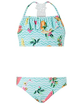 Monsoon Flory Pineapple Bikini