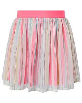 Monsoon Sophia Stripe Skirt
