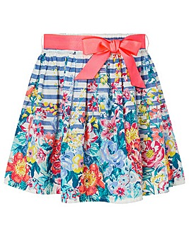 Monsoon Lilian Border Skirt