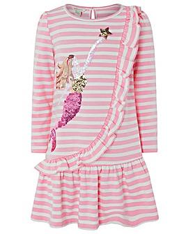 Monsoon Millie Mermaid Sweat Dress