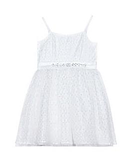 Yumi Girl Lace Party Dress