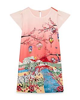 Yumi Girl Oriental Garden Tunic