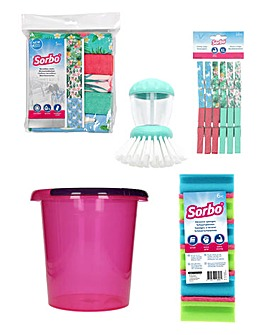Sorbo Summer Essentials Cleaning Bundle