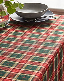 Tartan Table Linen