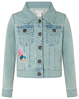 Monsoon Lolly Denim Jacket