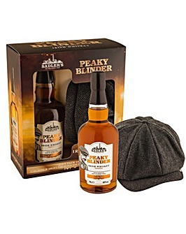 Peaky Blinder Whiskey Cap Gift Pack