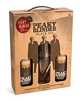 Peaky Blinder Ale and Cap Gift Pack