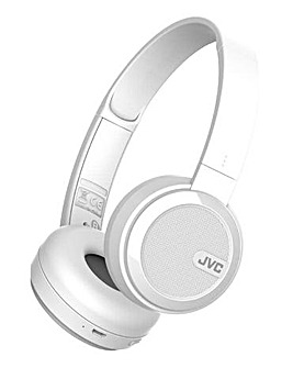 JVC On Ear Bluetooth Headphones