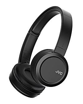 JVC Premium Bluetooth Headphones Black