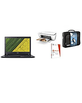 "Acer 14"" Complete Laptop Bundle"