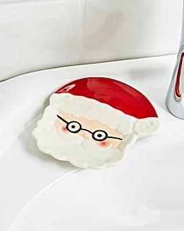 Santa Soap Dish