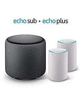 Amazon Echo Plus Bundle with Sub