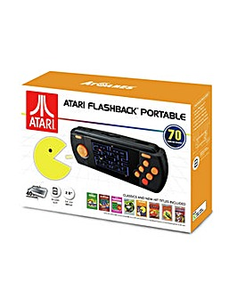 Flashback Portable Games Console
