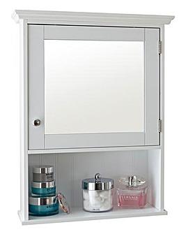 Colonial Mirror Cabinet