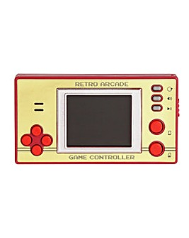 Retro Pocket Game with LCD Screen