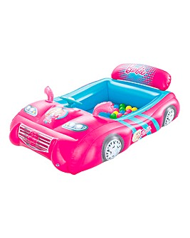 Barbie Sports Car Ball Pit