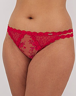 Figleaves Curve Bella Embroidered Brief