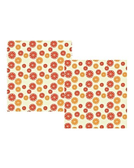 Tala Eco Citrus Wrap Set of 2