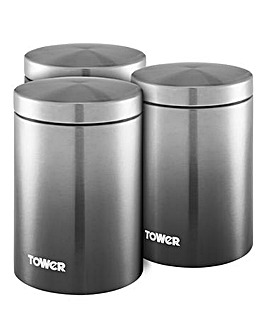 Tower Infinity Ombre Set of 3 Canisters