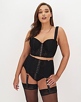 Figleaves Curve French Kiss Suspender