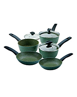 Prestige Eco 5 Piece Pan Set
