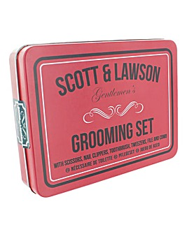 Scott and Lawson Grooming Set