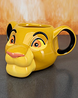 The Lion King Simba Mug