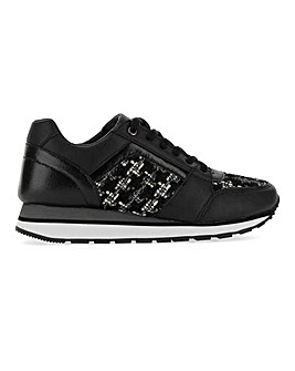 Lace Up Leisure Shoes Wide E Fit