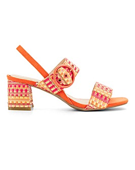 Flexi Sole Multi Sandals E Fit