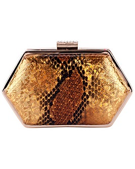 Claudia Canova Hexagonal Pearlescent Box