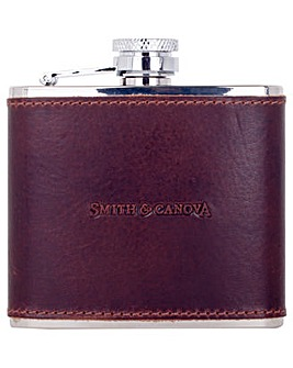 Smith & Canova Antiqued Leather 4oz Hip